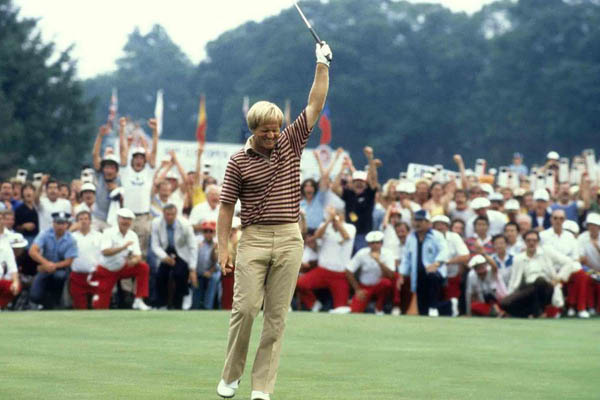 The Jack Nicklaus Museum career highlights