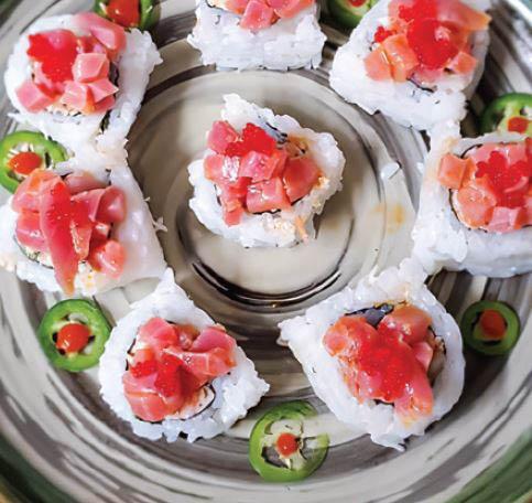 gluten free asian food near me sushi coupons near me