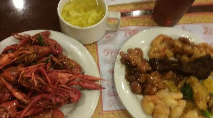 Seafood, Chinese food