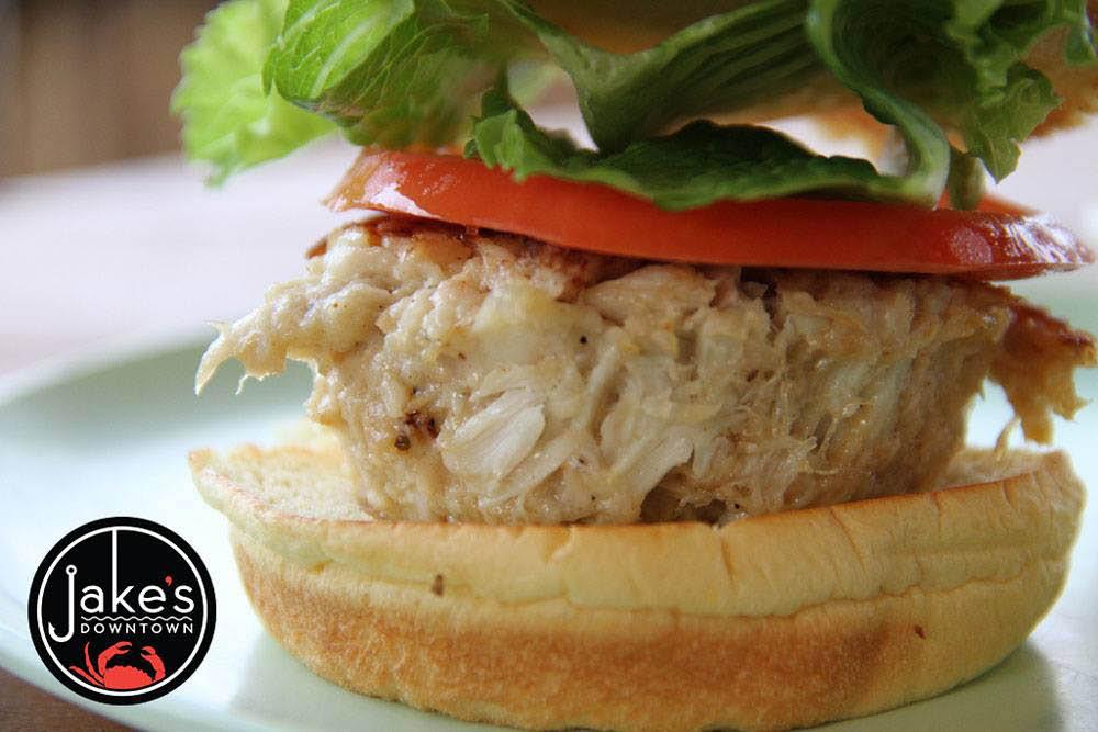 Crabmeat-Sandwich