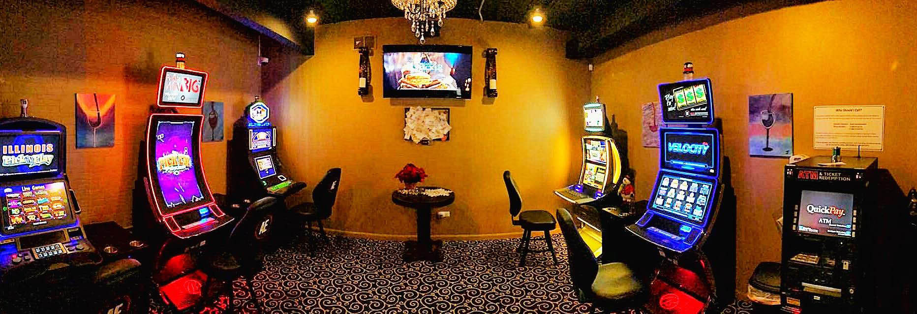 Stop in to play our games and stay for lunch or dinner at Jak's Place.