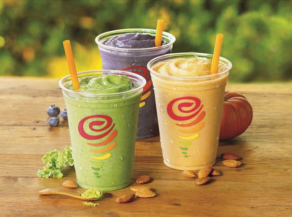 Jamba Juice, Tempe, AZ, healthy, smoothies,