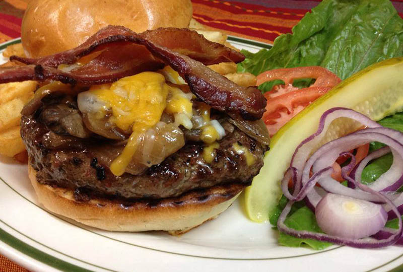 Rumor is we have one of the best burgers on Cape Cod.