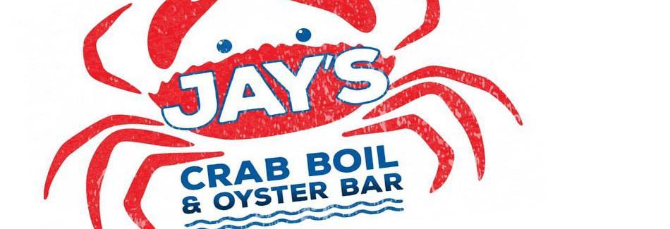 Jay's Crab Boil & Oyster Bar banner