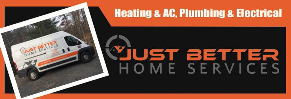 Just Better Home Services; Serving Central Va