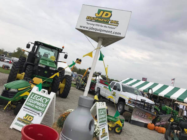 JD Equipment service