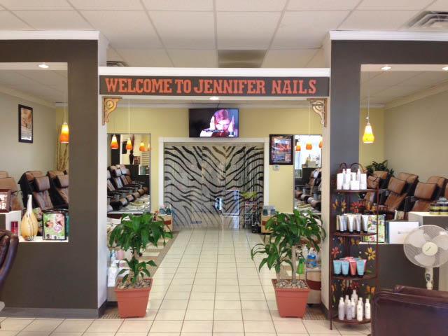 Jennifer nails salon