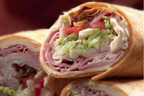 Jersey Mike's Subs Powell wraps and lunch specials.