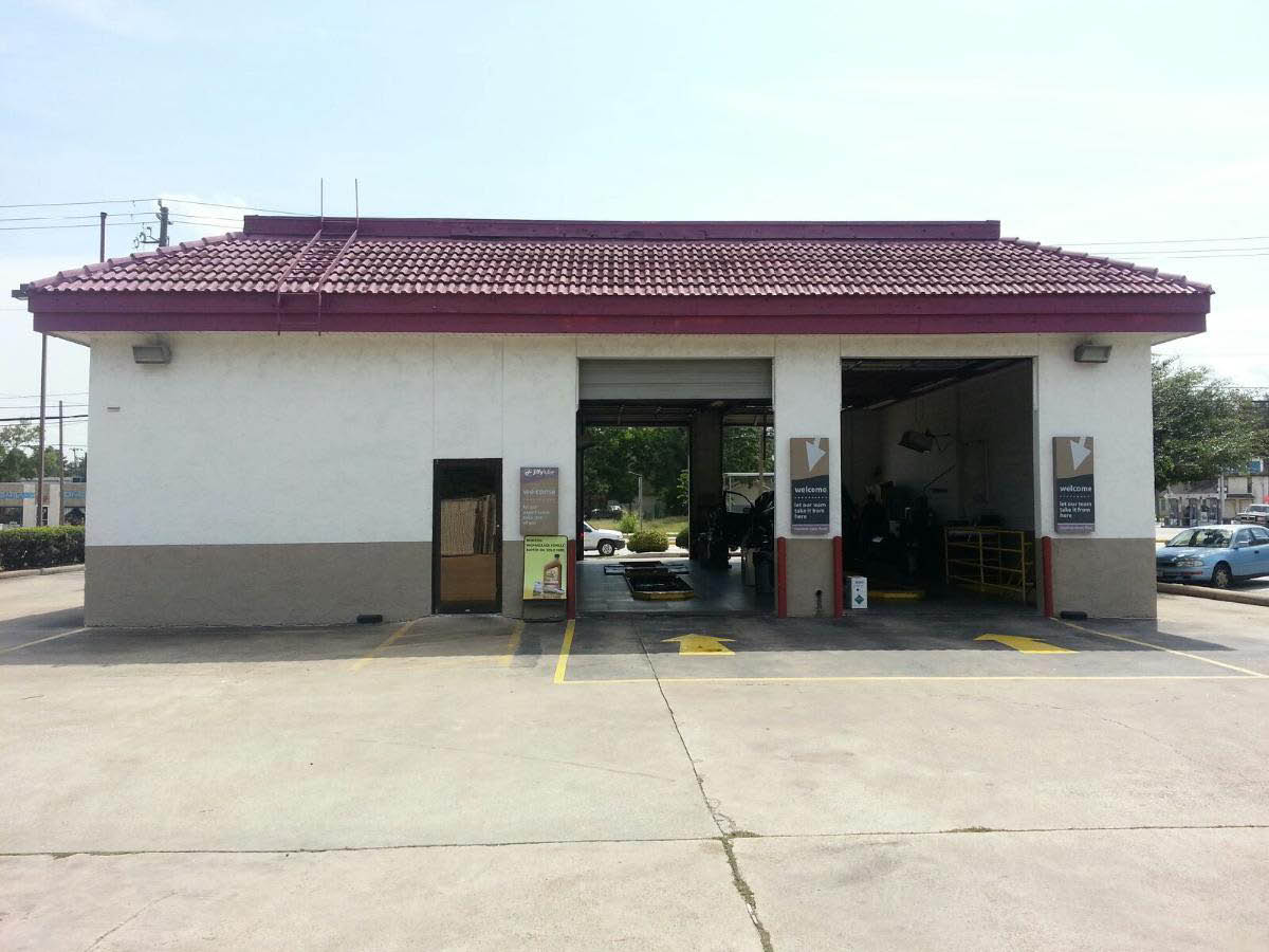 Visit our auto repair shop for brake service and transmission fluid change