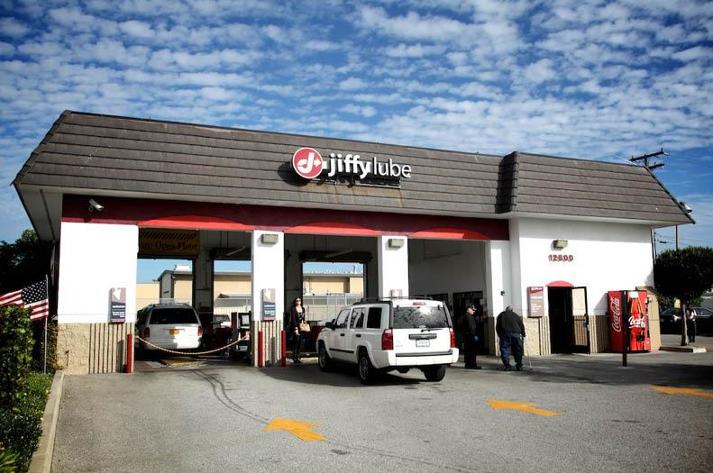 Jiffy Lube in Hawthorne, CA