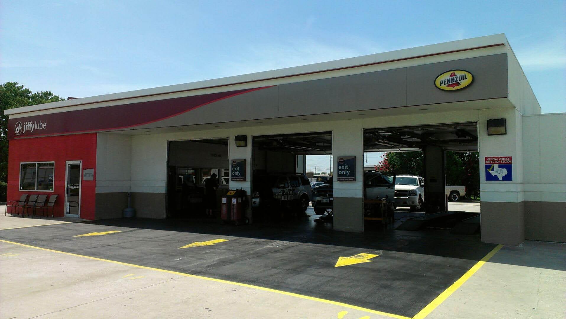 Humble TX Jiffy Lube auto service center
