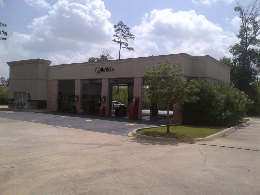 Our Jiffy Lube location in The Woodlands, Spring, Texas