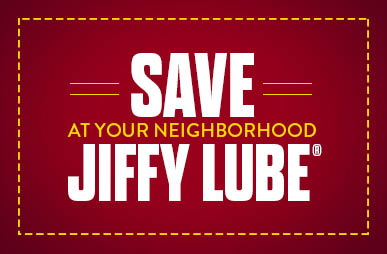 Jiffy lube coupon ad near Ala Moana