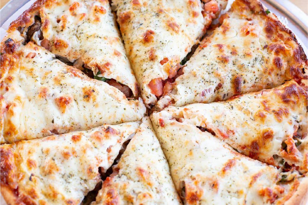Jimano's Pizzeria PLEASANT PRAIRIE KENOSHA WI deep dish chicago style
