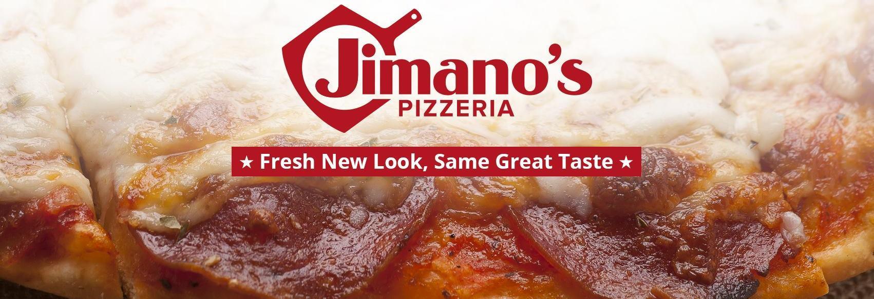 Jimano's Pizzeria PLEASANT PRAIRIE KENOSHA WI pizza