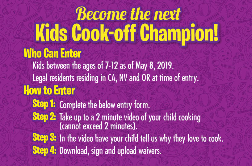 johns incredible pizza kids cook off kids cooking challenge