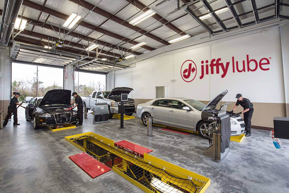 Jiffy Lube can diagnose your Check Engine light on