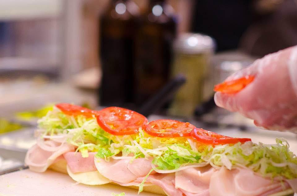 fresh ingredients; sub shops Palm Beach