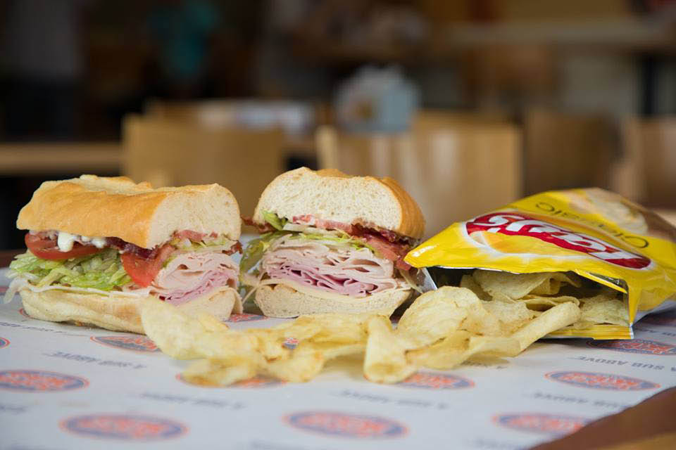 lunch deals; sub coupons; Jersey Mike's