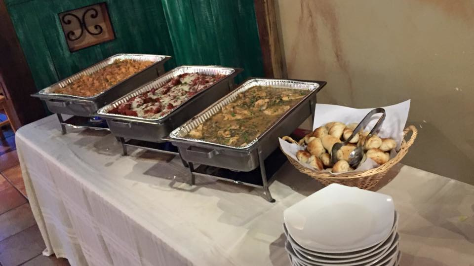 Yes, Jojo's offers an Italian restaurant event catering menu