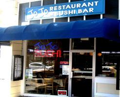 Jojo Restaurant & Sushi Bar in Santa Rosa, CA exterior