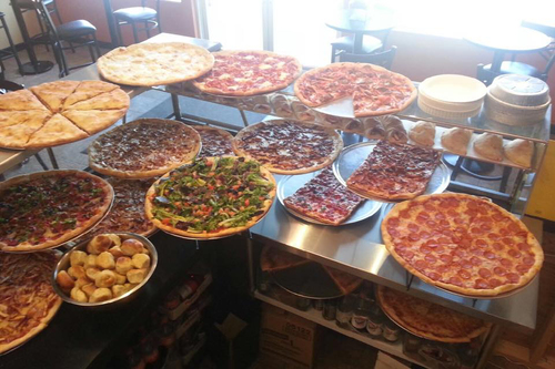 Select from a range of incredible pizzas in Poughkeepsie, NY.
