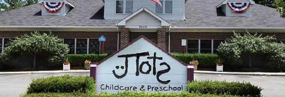 photo of exterior of JTOTs Childcare & Preschool in Farmington Hills, MI