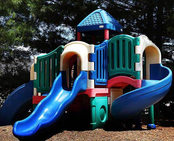 photo of playscape at Jtots in Farmington Hills, MI
