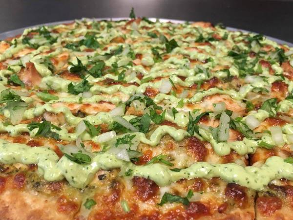 JT's Pizza & Pub pizza