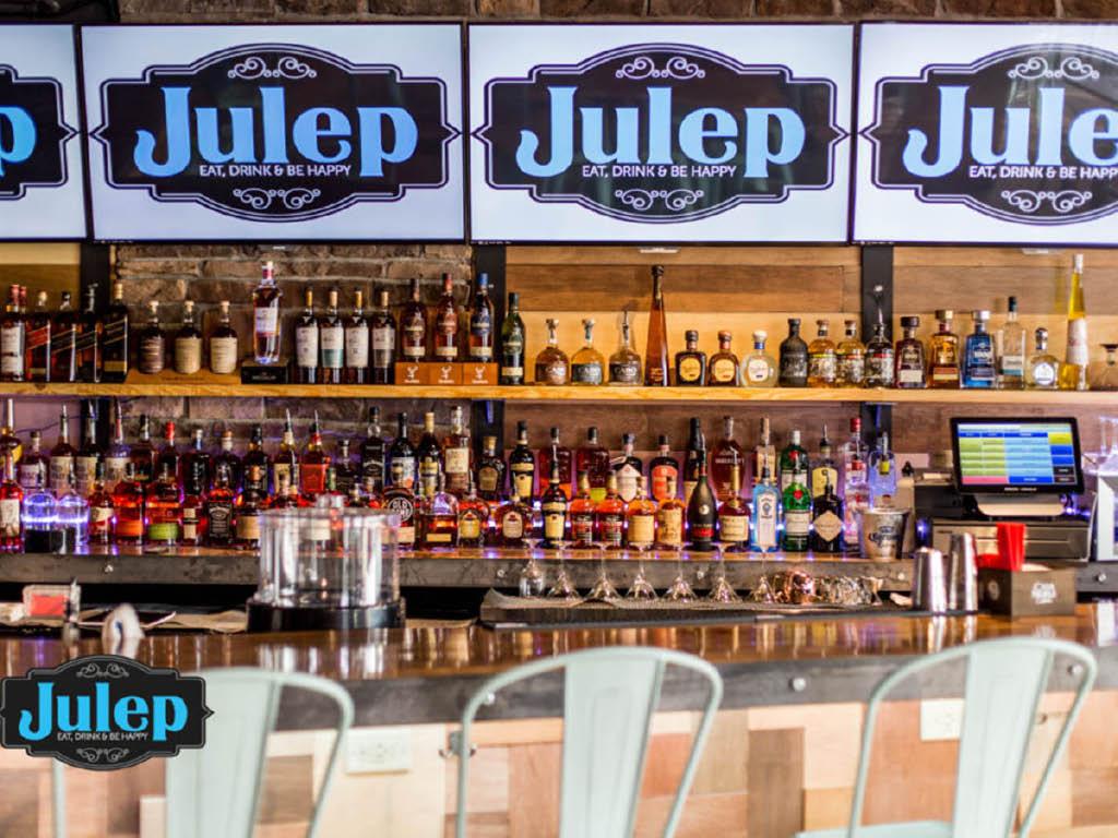 Julep bar