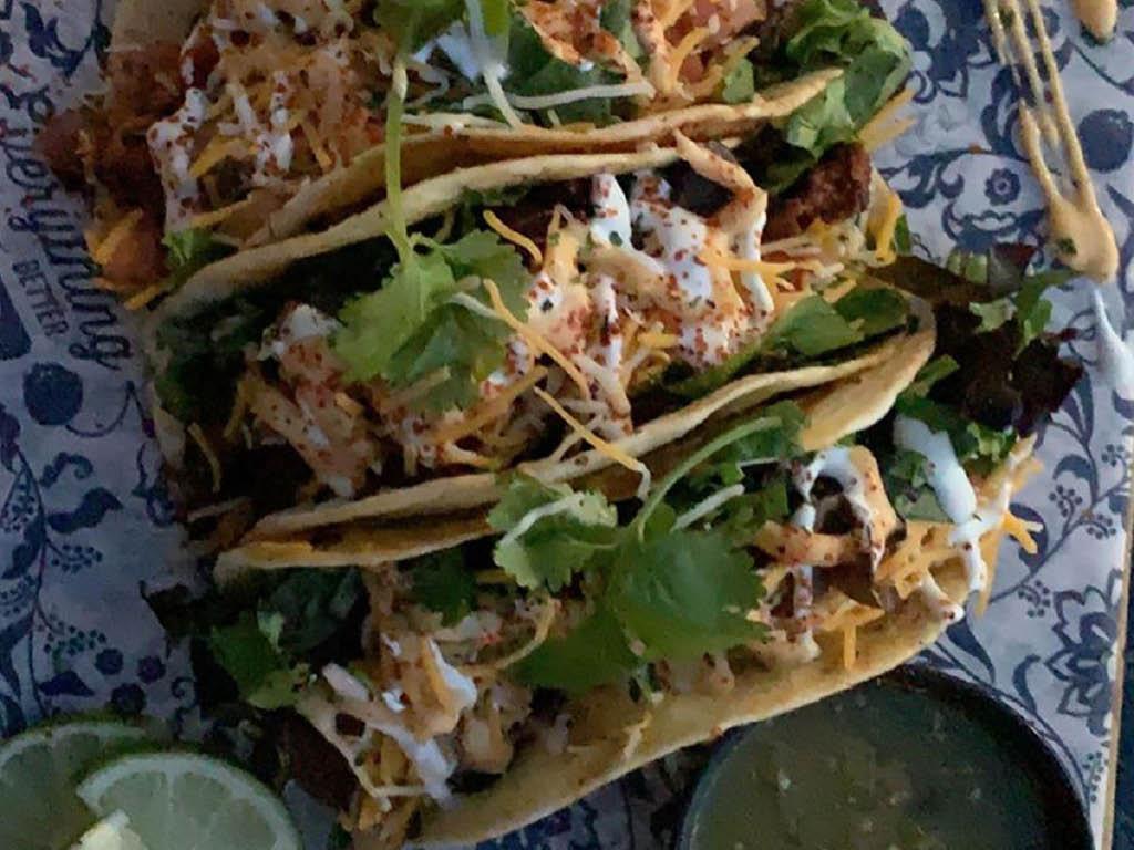 Julep tacos