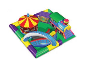 Inflatable rentals at Jump On It in Bel Air, MD toddler amusement parks