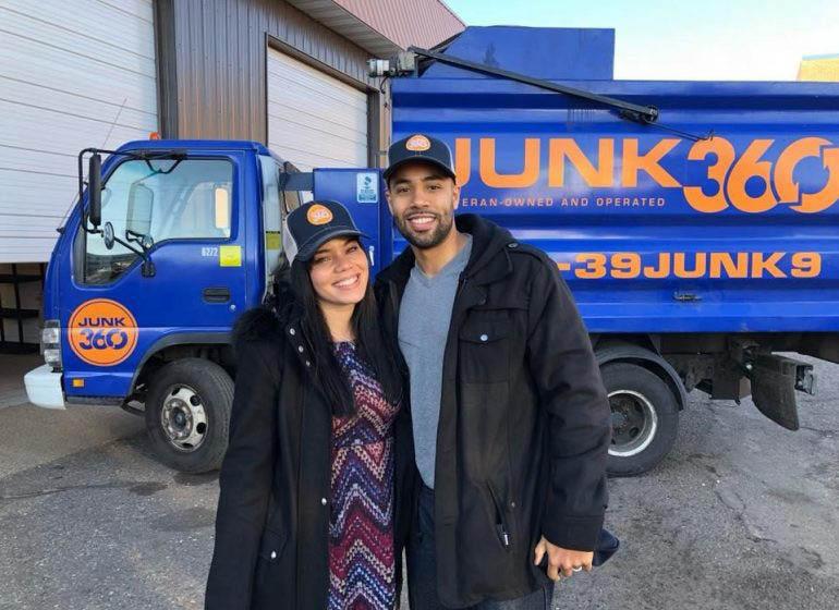 Junk 360 Friendly Crew Members
