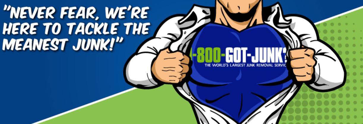 1-800-Got-Junk, junk removal services household junk removal coupon
