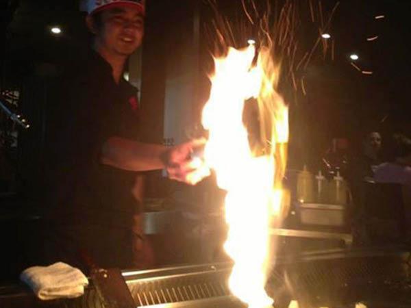 Kanji Hibachi & Sushi chef