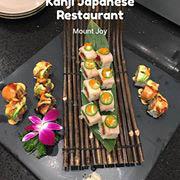 Kanji Japanese Restaurant in Mount Joy, PA Sushi Foods