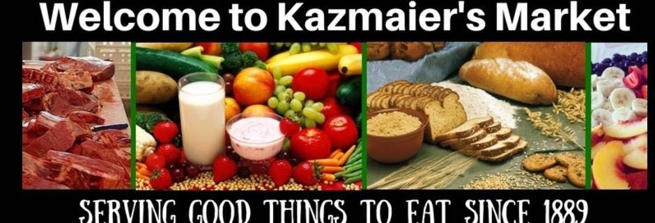 fresh market deli bakery produce kazmaiers market