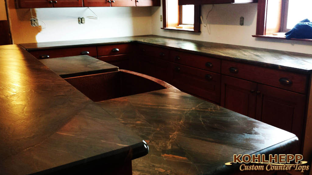 granite kitchen counter tops in DuBois, PA
