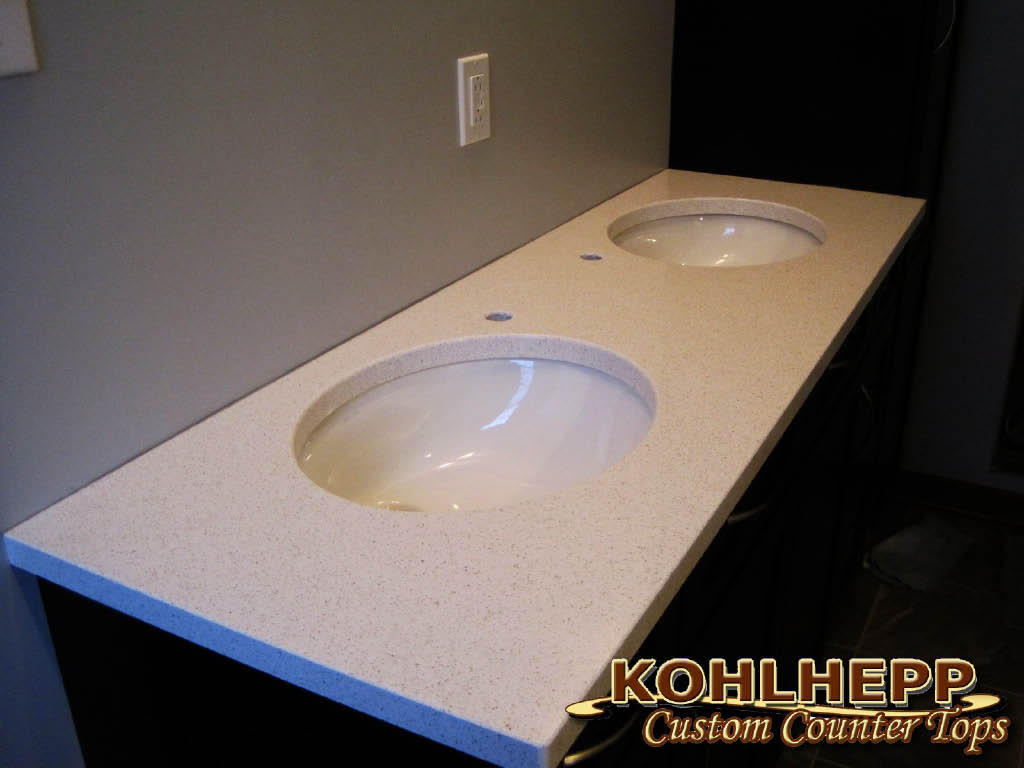marble twin bathroom sinks