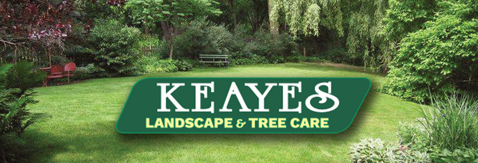 Keayes Landscape & Tree Care in Fairfield, CT banner ad