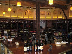 White wine, red wine near Crown Heights