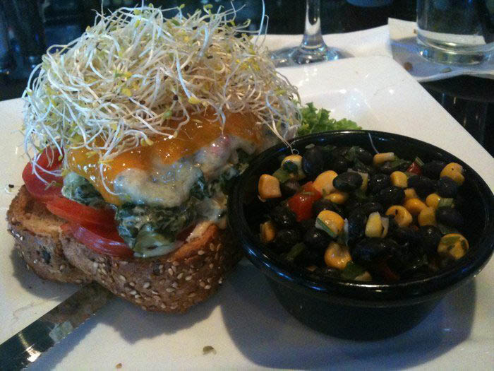 Keegan's Grill, Phoenix, AZ, baby back ribs, delicious food, All-American