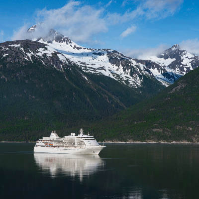 Join us on our Alaskan Cruise for dramatically beautiful sites