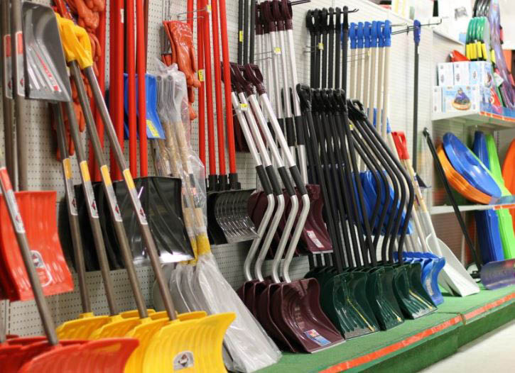 kendall hardware store in clarksville, md shovels