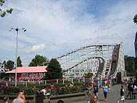 kennywood amusement park rides near me things to do