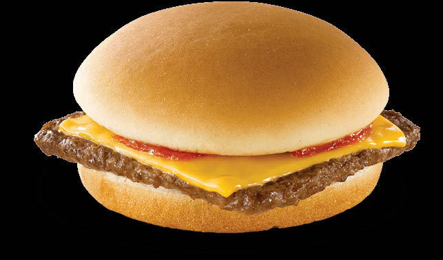 Kids love our cheeseburgers, just one option from our Wendy's Kid's Menu.