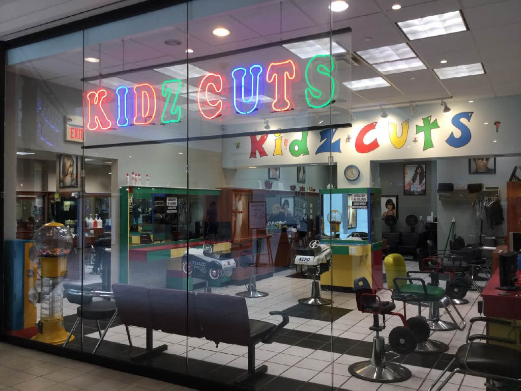 hair cut, blow out, kids hair, salon, style, freehold raceway mall, inside freehold mall