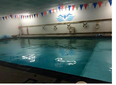 KimSwims pool in Denville NJ