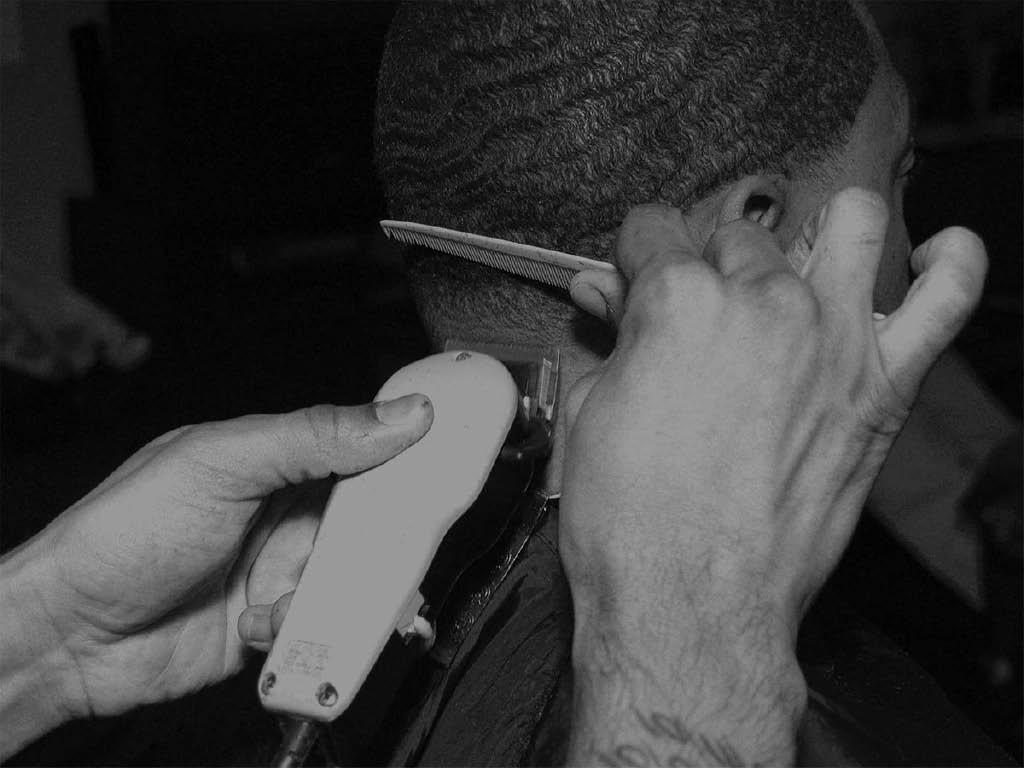 King Culture Barber Studio hair cut