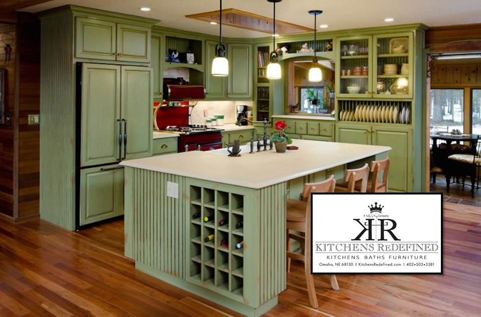 Custom Kitchens Redefined wooden cabinetry sales near Chalco
